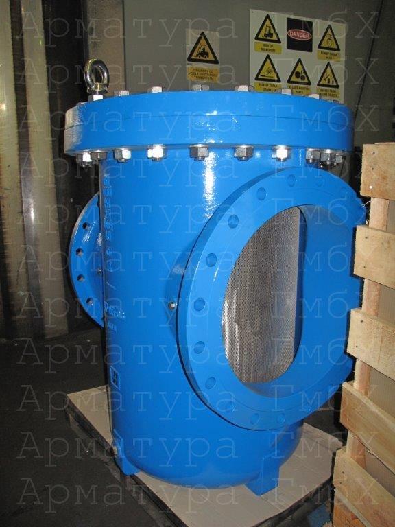 Фильтр Ду700 Ру40 для нефтепродуктов